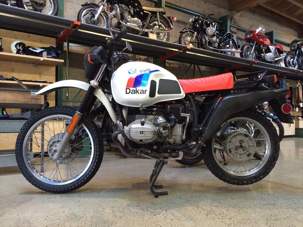 featured first – 1981 bmw r80gs   bike-urious