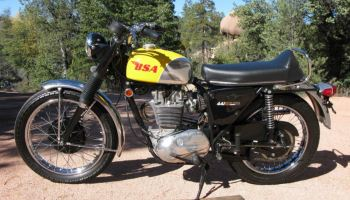 Nicest I've Seen – 1970 BSA 441 Victor – Bike-urious