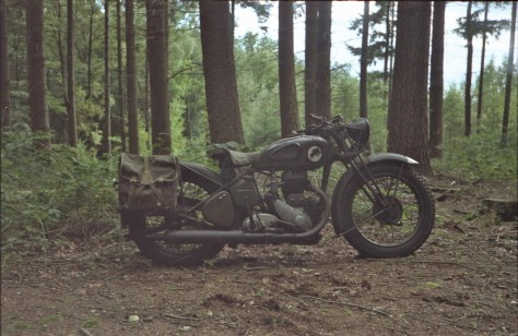 BSA WM20 - Right Side