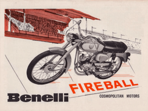 Benelli Fireball 50 - Flyer