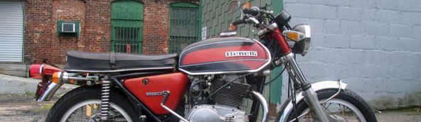 1 Owner Italian 1973 Benelli Tornado 650s Bike Urious