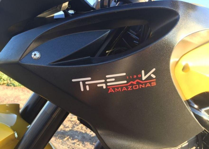 benelli-tre-k-amazonas-logo