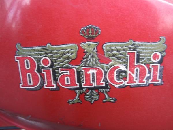 Bianchi Falco - Tank