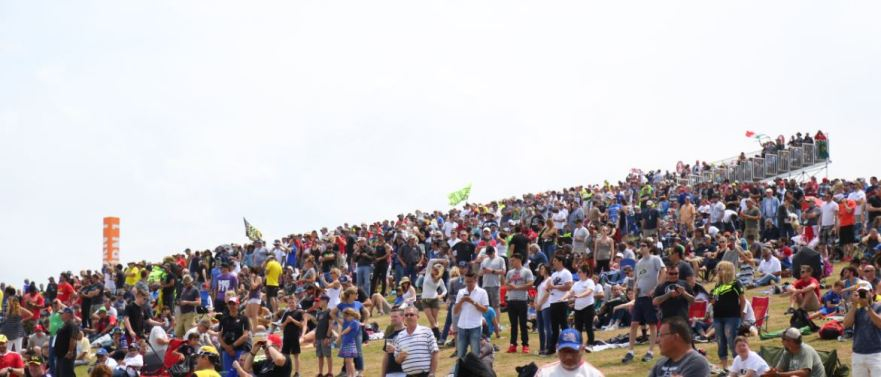 Bike-urious MotoGP Austin - Crowds
