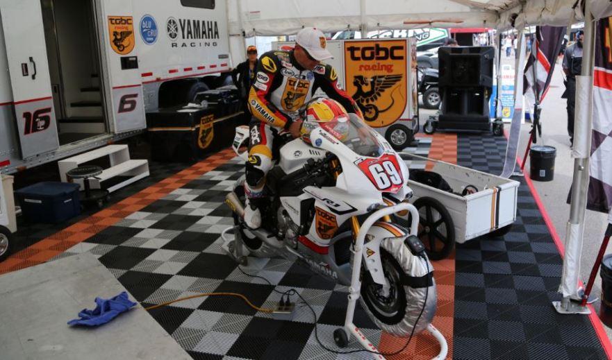 Bike-urious MotoGP Austin - Danny Eslick