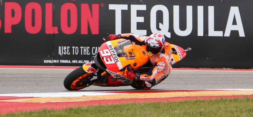 Bike-urious MotoGP Austin - Marquez