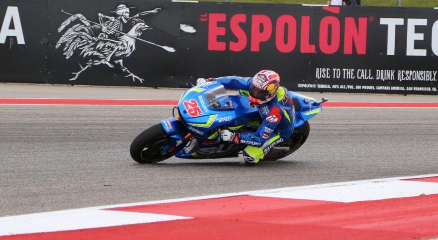 Bike-urious MotoGP Austin - Maverick Vinales