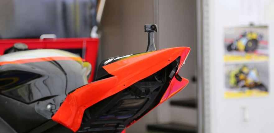 Bike-urious MotoGP Austin - Moto2 Camera