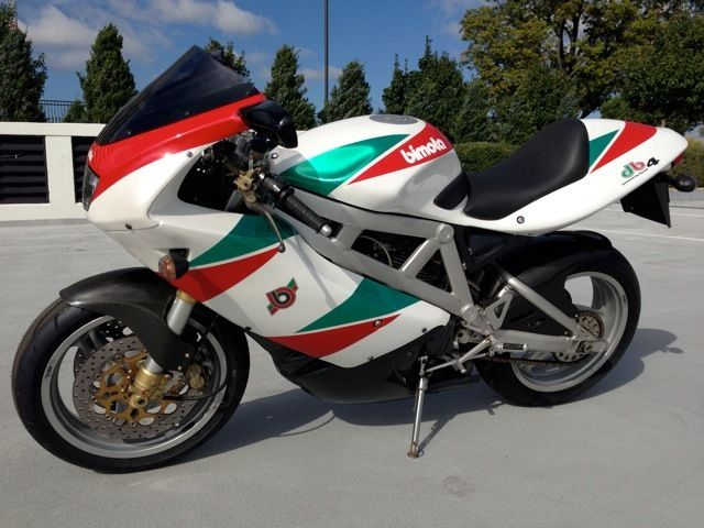 Bimota DB4 - Left Side