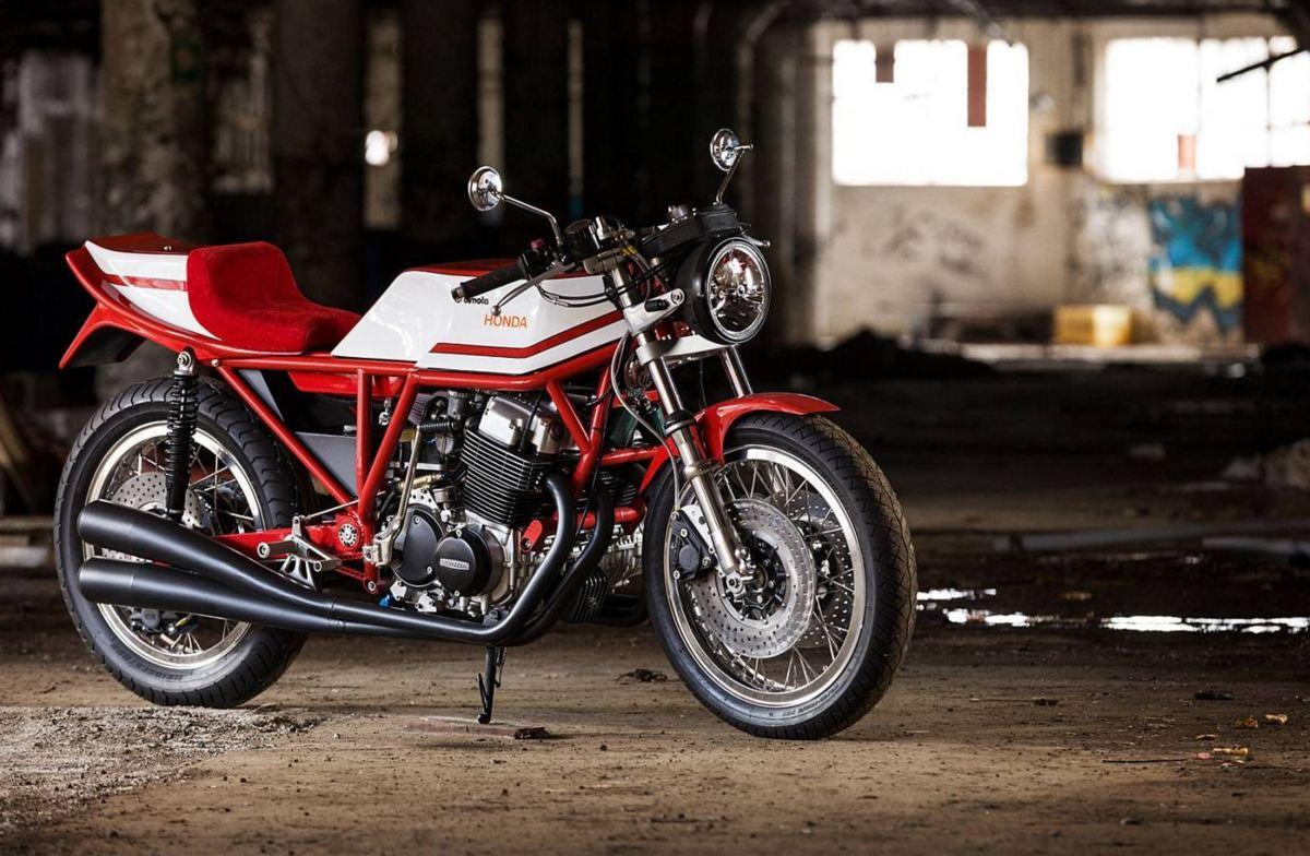 "Impressive Replica - ""1975"" Bimota HB1"