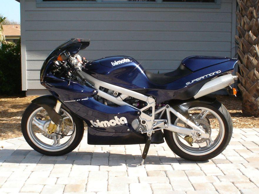 1996 Bimota BB1 Supermono