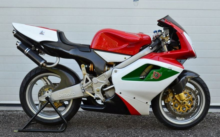 Bimota V-Due Trofeo - Right Side