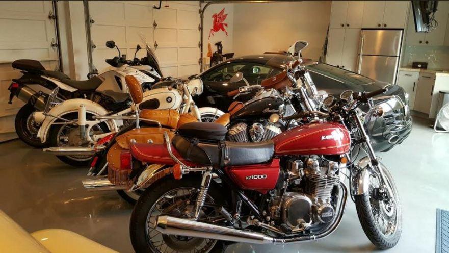 Bought on Bike-urious - Kawasaki KZ1000 - Garage