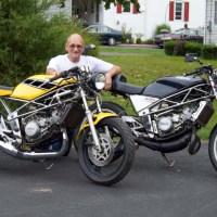 Bought on Bike-urious - Unexpected Custom Ending Soon – 1986 Yamaha SDR200