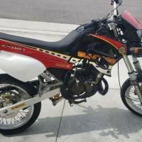 16 Miles - 2003 Bultaco Astro 50