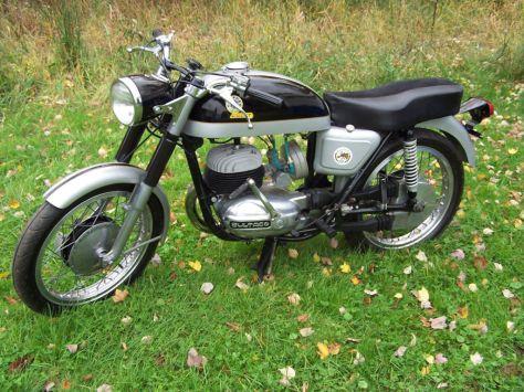 Bultaco Metralla - Left Side