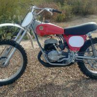 175cc - 1973 Bultaco Pursang 125