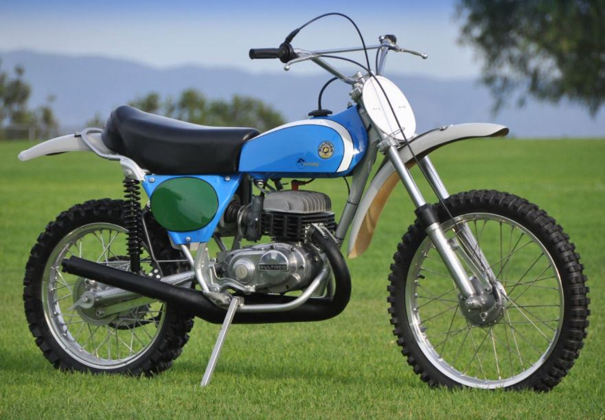1975 bultaco pursang 250 mk8 bike urious. Black Bedroom Furniture Sets. Home Design Ideas