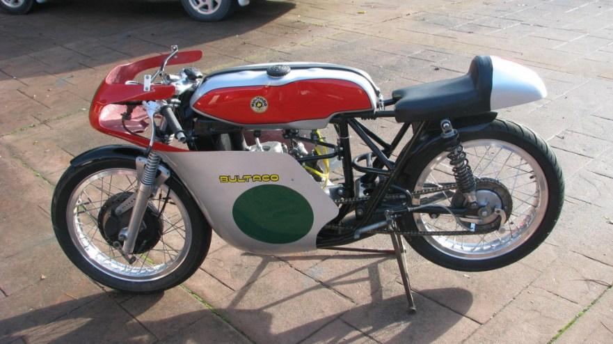Bultaco TSS 250 - Left Side