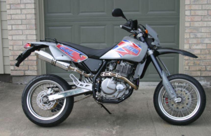 Sitting Since 2005 – 2005 CCM 644DS – Bike-urious