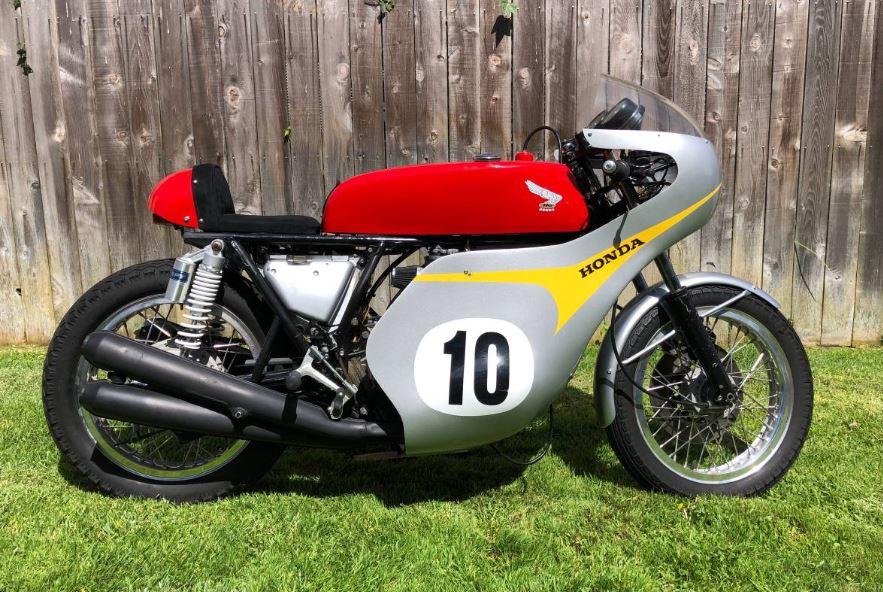 CR750 Tribute – 1971 Honda CB750