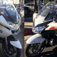 Start a Fleet - 16 California Police Motorcycles