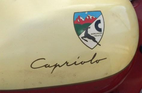 Capriolo TV 75 - Tank