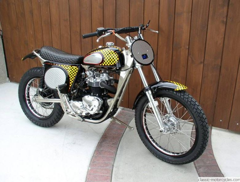 Barry Weiss Build - 1973 Cheney Triumph Custom