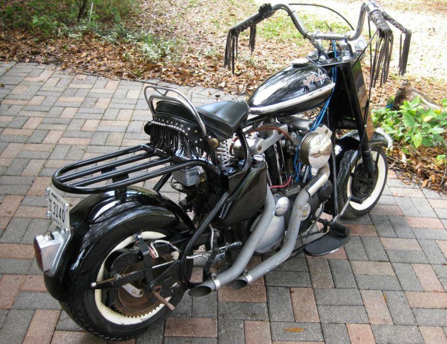 Cushman Harley - Rear Right
