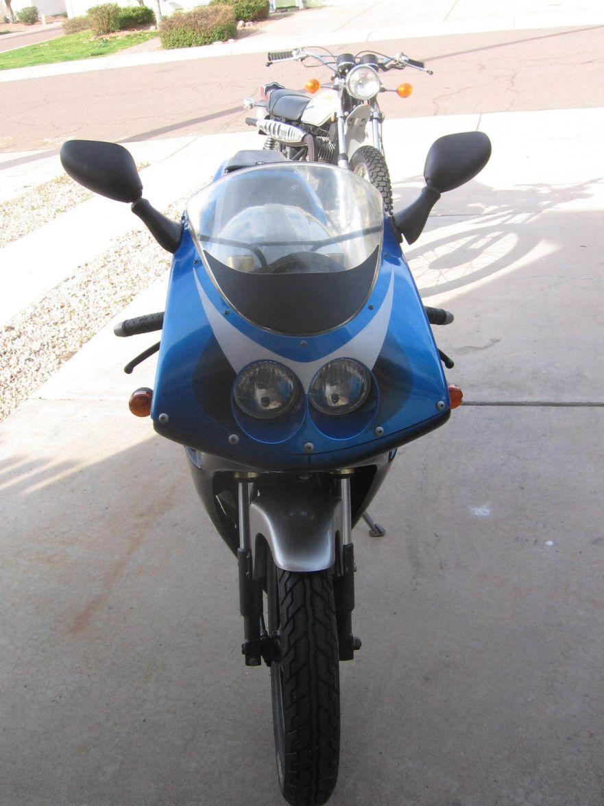 Derbi GPR50 - Front