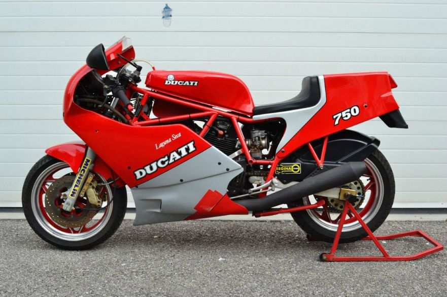 Ducati F Laguna Seca For Sale