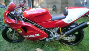1 of 390 – 1994 ducati 888spo   bike-urious