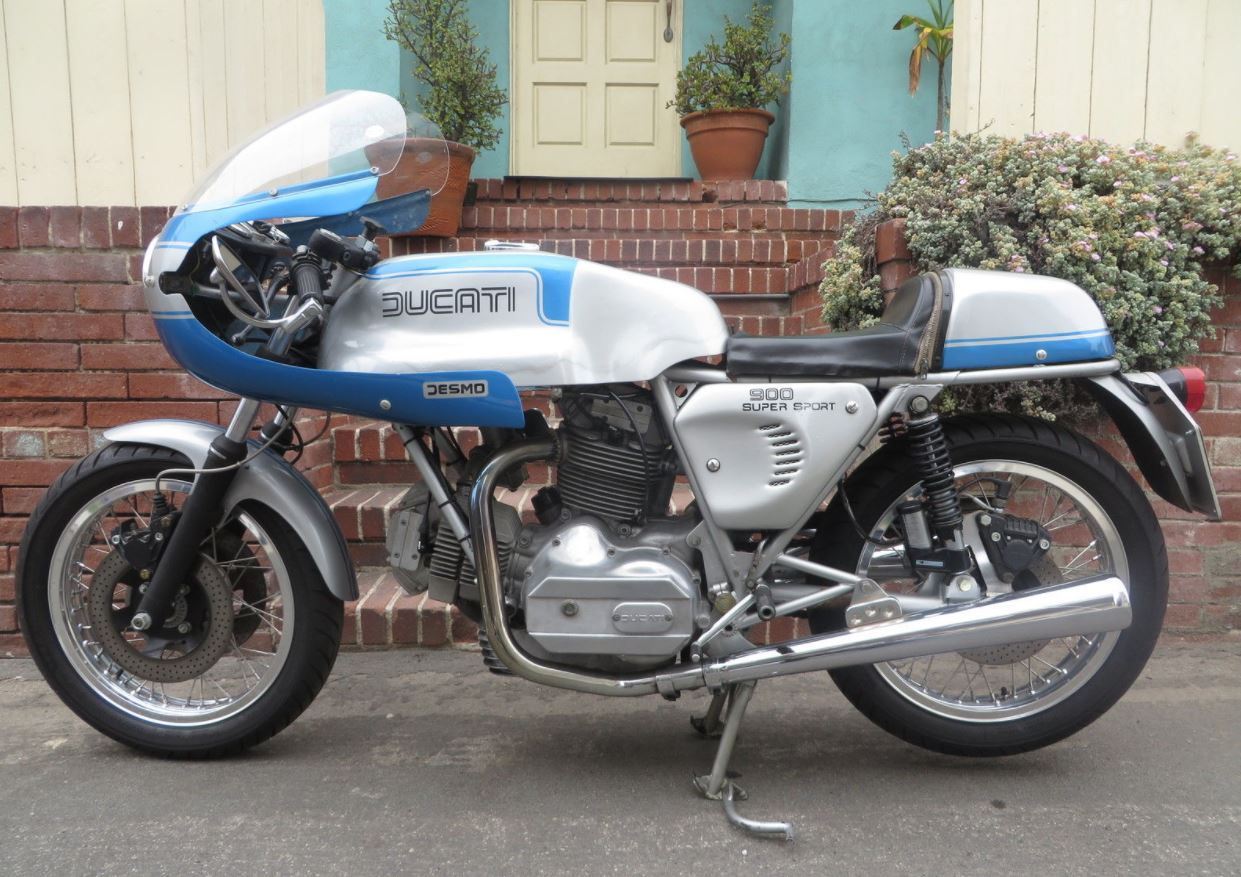 1 of 246 – 1975 Ducati 900SS – despite 24 bids up to  37 d0aa5cd30