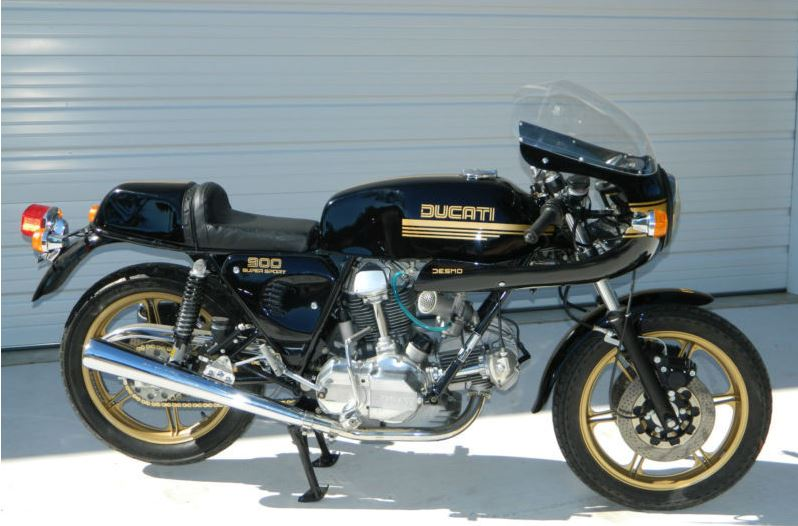 last of the breed 1982 ducati 900ss bike urious. Black Bedroom Furniture Sets. Home Design Ideas