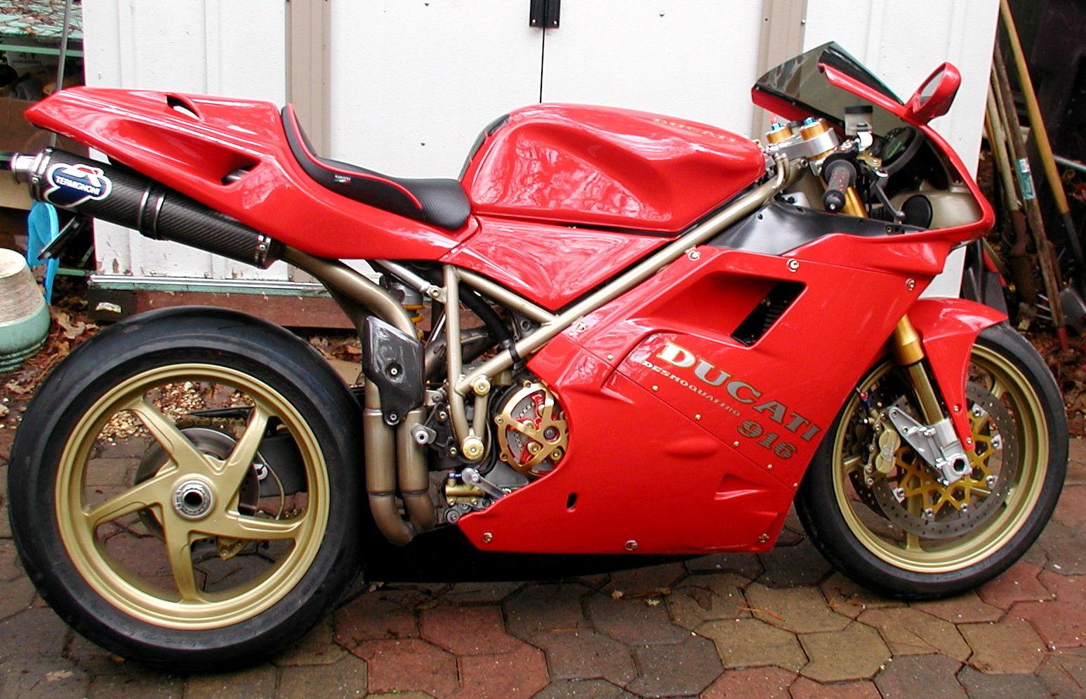 Ducati   For Sale California