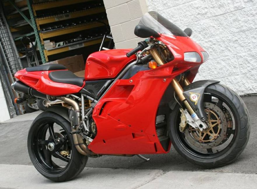 Many Upgrades, Few Miles – 2000 Ducati 996 – Bike-urious