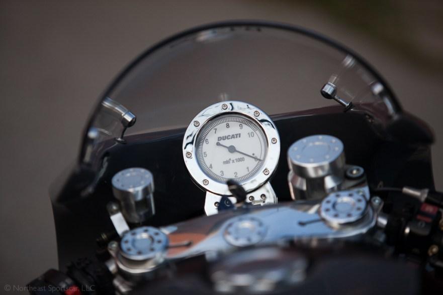 Ducati MH900E Custom - Gauges
