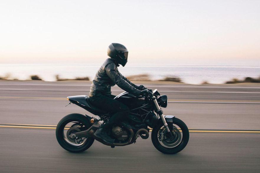 The Bullitt Build 2016 Ducati Monster 821 Dark