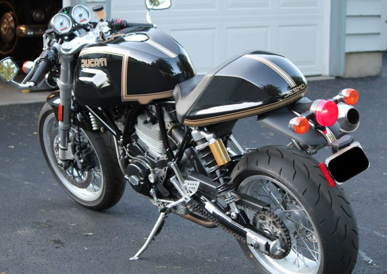 Ducati Sport 1000 Special Edition - Left Side