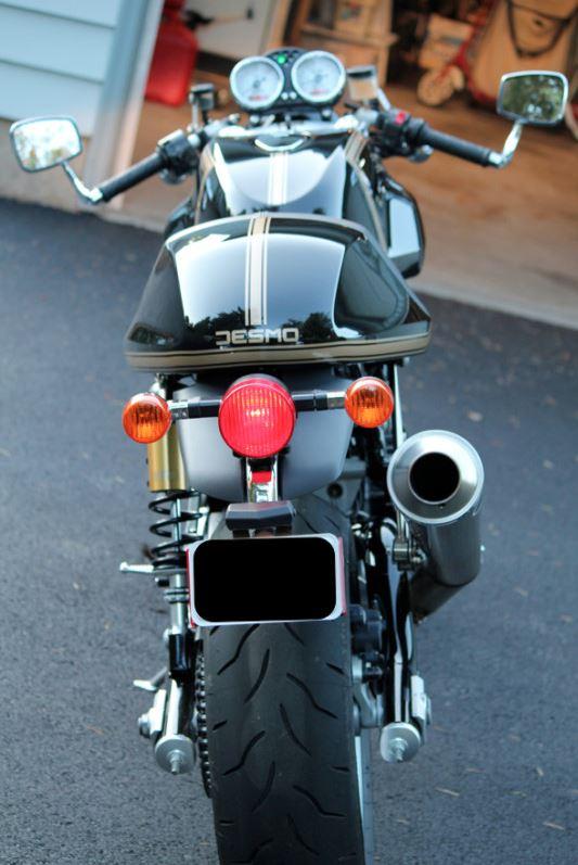 Ducati Sport 1000 Special Edition - Rear