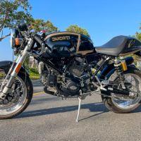 #001/100 With Zero Miles - 2007 Ducati SportClassic 1000 Special Edition