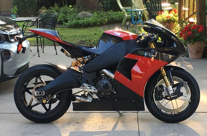 2013 EBR 1190RS Carbon Edition