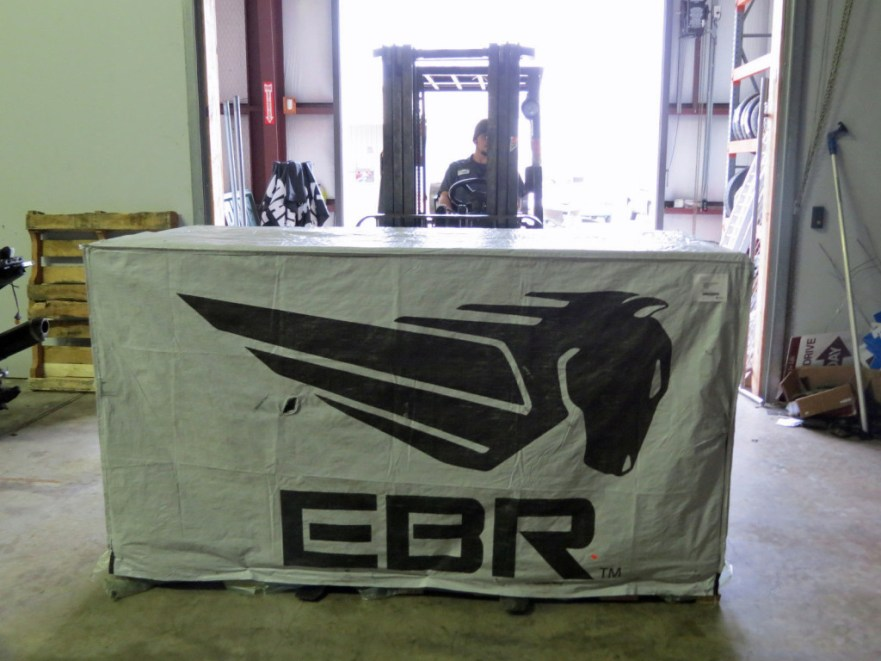 EBR 1190RS - Crate