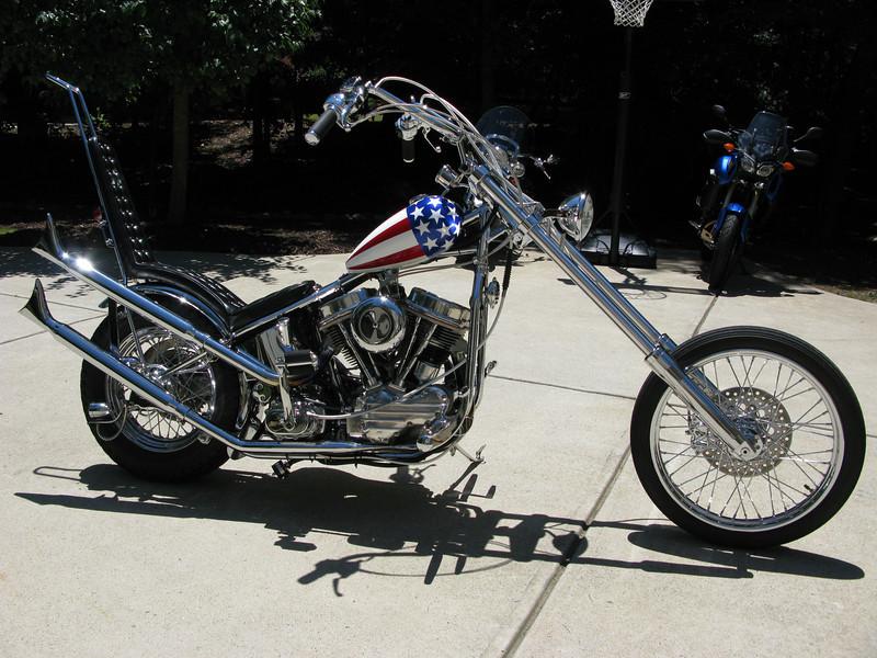 Easy Rider Captain America - 1