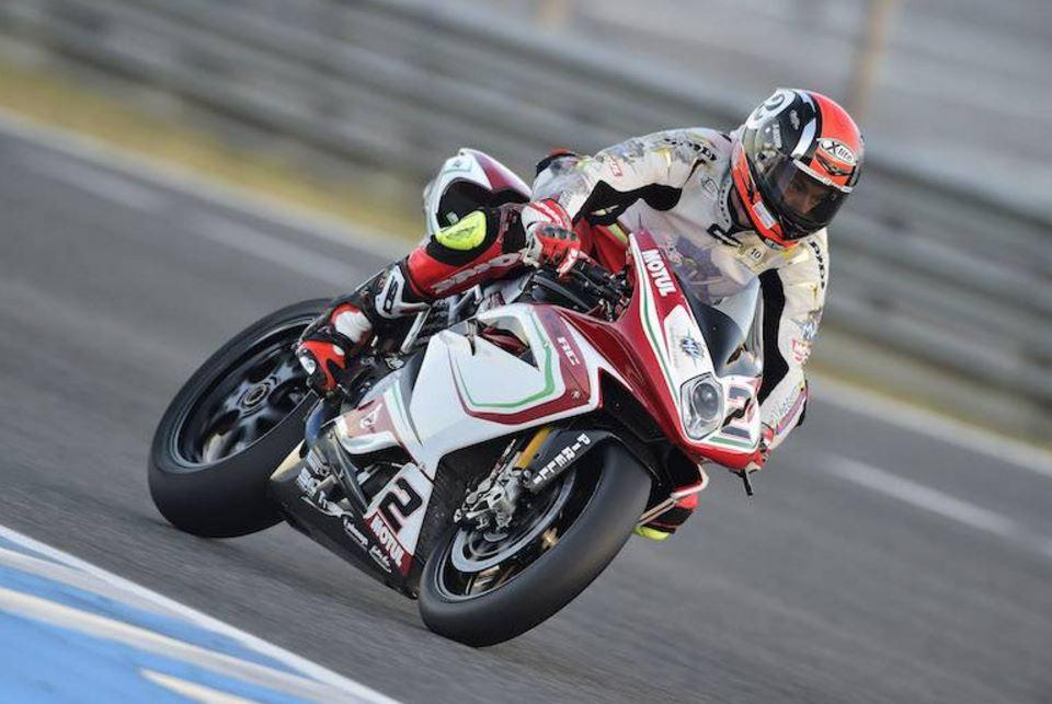 Ex Leon Camier WorldSBK Racer – 2016 MV Agusta F4 RC – Bike