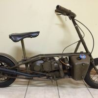 Ending Soon - 1943 Excelsior Villiers Welbike