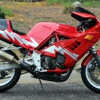 Italian Superbike Prototype - 1990 Gallina-Hayashi Quattro 750