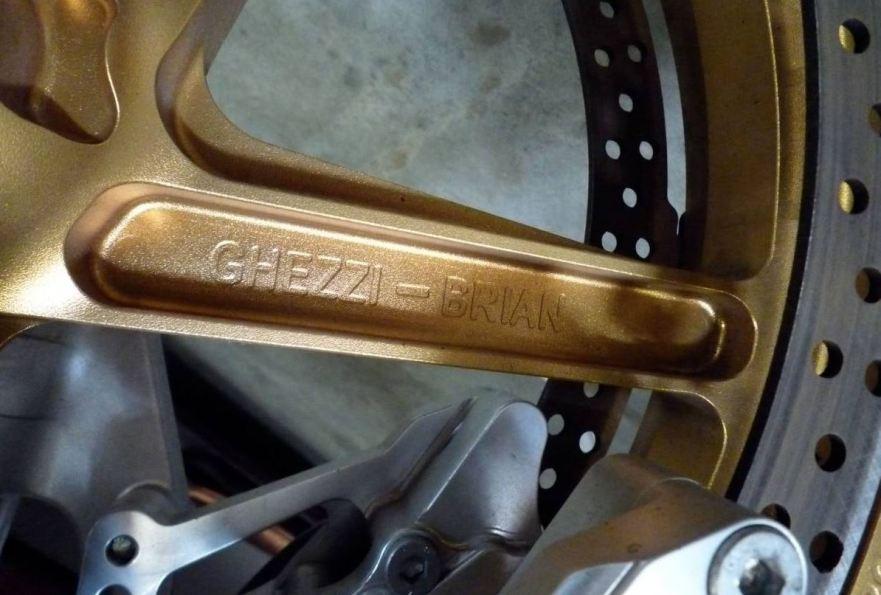 Ghezzi Brian Supersonic - Front Wheel