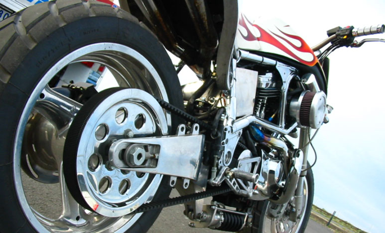 Ghost Rider Buell - 2
