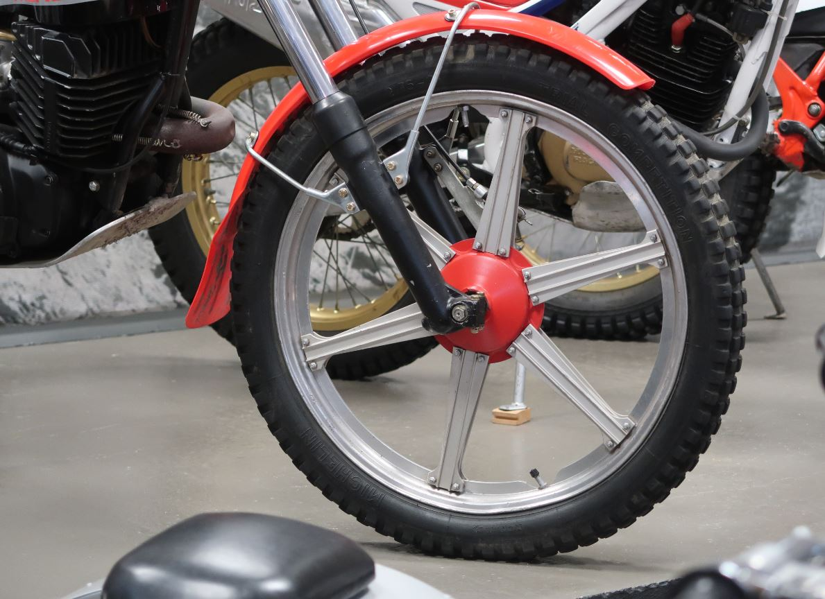 Guess That Bike - Unexpected Wheel Edition